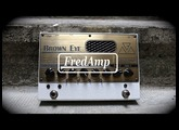 Fredamp Brown Eye Preamp - Billy Idol - Rebel Yell cover