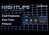 Zeros & Ones | Nightlife VSTi Cool Features, Part Two: Filters!