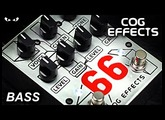 Cog Effects Knightfall 66 Overdrive - BASS Demo