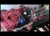 """Roland V-Synth GT Demo Testing """"Relax-Ambient"""" - 2016г"""