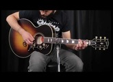 Gibson J200 True Vintage - How does it sound?