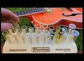 Jim Dunlop Guitar Slide Range - Nevada Music UK