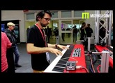 Nord Piano 3 Sound Musik Messe 2016