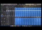 Midas Venice F 32 using Logic Pro X for mix down