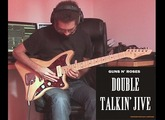 Guns'N'Roses Double Talkin Jive solo cover (SX Liquid Ash)