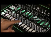 Roland TR-606 Kit in the 7X7-TR8 Drum Machine Expansion
