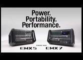 Yamaha Powered Mixer EMX7/EMX5