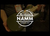 New Fender Offset Guitars and Basses at Summer NAMM 2016