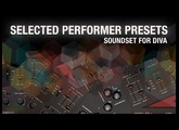 u-he Performer - Selected Presets (Soundset for Diva)