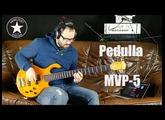 Pedulla MVP 5 Bass | angeldust-guitars.com Review