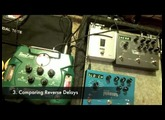 Pedal Review: Comparing Damage Control and Strymon Timelines