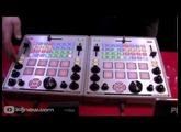 NAMM 2013 | Electrix Tweaker DJ Midi Controller | idjnow
