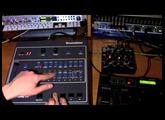 E-mu Drumulator + Extra Sound Banks & Circuit Bending Sound