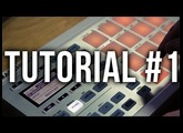 Maschine Mikro Tutorial #1: Loading Groups, Sounds, and Samples