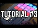 Maschine Mikro Tutorial #3: Editing Recorded Patterns