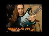 ErnieBall Musicman JP7 Mystic Dream By SERGA