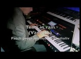 Tears in Rain (Vangelis) cover by Studioliv. Demo From the Sound Bank for Jupiter-80. Live