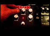 Krank Distortus Maximus, 1966 Fender Blackface Pro Reverb Amp