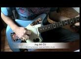 Fender Jaguar 66 with matching headstock (CIJ)