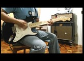 "Fender Eric Clapton ""Blackie"" Stratocaster | Artist series"