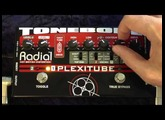 Radial Tonebone Plexitube Demo