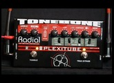 Radial PlexiTube Pedal : Demo & Review : 3P3D2013-DAY10 ~ 30 Pedals 30 Days