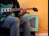 Fender Vaporizer Tube Amp Gretsch 5622 Center Block Georgia Green