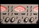 4-710d - Préampli Micro Quatre Canaux