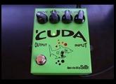 SIB CUDA Tube Overdrive Pedal Demo by Shawn Tubbs