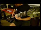 Meshuggah - Demiurge (HD Guitar Cover) M80M