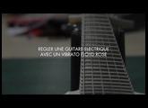 Comment régler sa guitare à vibrato Floyd Rose - tutoriel