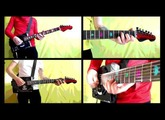 Sonic The Hedgehog Green Hill Zone theme played on the Segacasters from Devil and Sons Guitars
