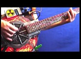 Ghostbusters theme played on the Devil & Sons Protoncaster Mk I
