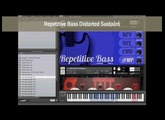 Repetitive bass video two