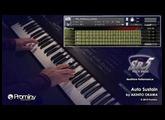 Prominy SR5 Rock Bass demo - All videos (by AKIHITO OKAWA)