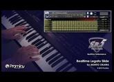 Prominy SR5 Rock Bass demo - Realtime Legato Slide