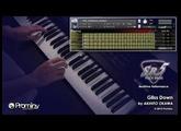 Prominy SR5 Rock Bass demo - Gliss Down