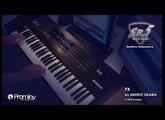 Prominy SR5 Rock Bass demo - FX
