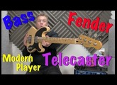 Fender Modern Player Telecaster Bass Review
