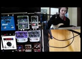 Electro Harmonix Iron Lung Vocoder Review (Bass Effects Pedal Demo)