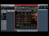 ECLIPSE by Wide Blue Sound, An Instrument for NI Kontakt, Demo