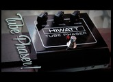 HIWATT - Tube Phaser - Gas Channel
