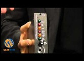 Millennia Music & Media HV-3 500 Series Mic Pre Unveiled At 129th AES Show (Video)