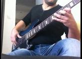 Sandberg California Tm5 Blueburst - Funky groove