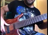 Warwick Thumb NT6 | First try |