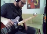 A Forest (Acoustic version) | The Cure [Bass Cover]