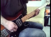 Piece Of Void | Clearcut [Bass Cover]