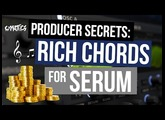Creating Rich Chords In Serum