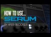 "Using Xfer Records  'Serum"" with 7 Skies - Creating a Lead and Chord sound"