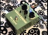 WAY HUGE Green Rhino overdrive guitar effects pedal demo